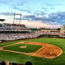 College World Series TD Ameritrade Park