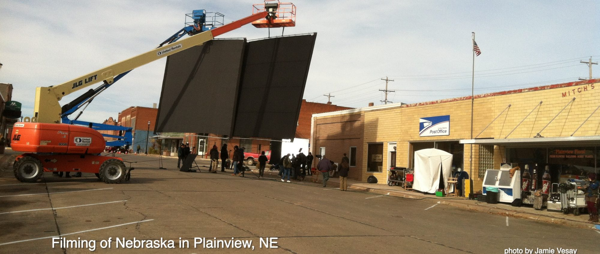 Producers – Filming & Photography LOCATIONS in NEBRASKA USA