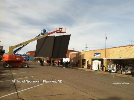 Filming BTS Nebraska Plainview Jamie Vesay LBLD WM IMG_3205
