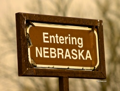 Nebraska enter Sign DeSoto April 2013 Jamie Vesay WM IMG_0392 2