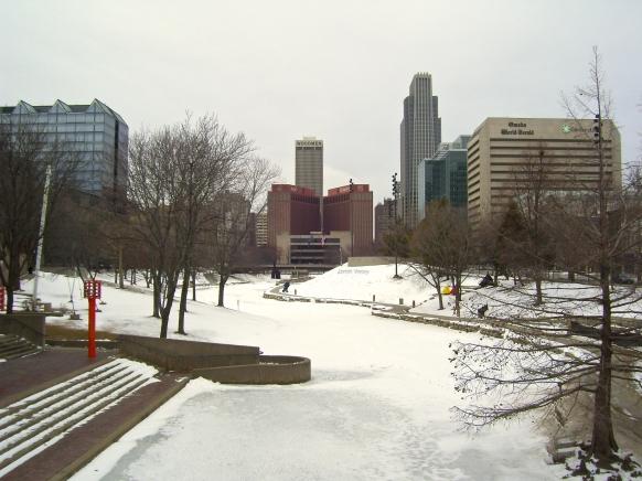Omaha in February