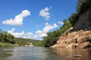 Niobrara River in May