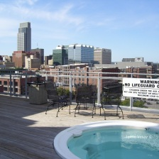 Filming photography locations in nebraska usa professional rooftop hot tub near downtown omaha malvernweather Gallery